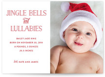 Jingle Bells and Lullabies