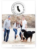 Holiday Seal- California