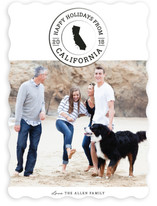 Holiday Seal- California