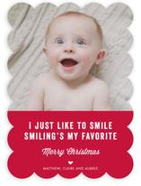 Smiling's My Favorite