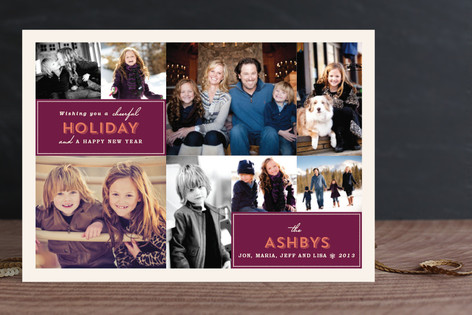Cherished Holiday Photo Cards