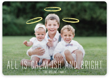 Calm-ish + Bright