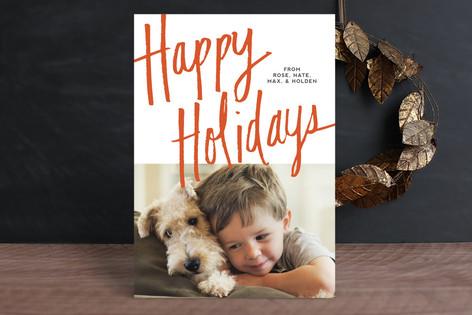 Happy Happy Holiday Photo Cards