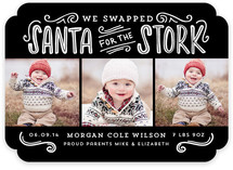 Santa for the Stork