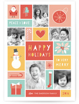 Happy Holidays Grid