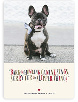 Barking Song