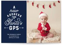 New address for Santa's GPS