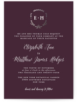 Always Foil-Pressed Wedding Invitations