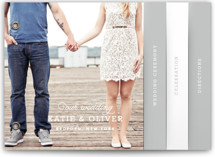 Timeless Wedding Invitation Minibook™ Cards