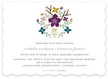 Floral Initials