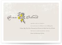 The Grove Wedding Invitations