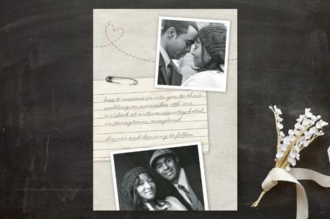 Memento Wedding Invitations