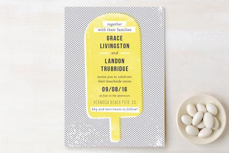 Summer Love Wedding Invitations