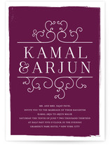 Darjeeling Wedding Invitations