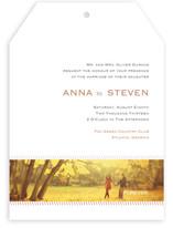 Forever Panoramic Wedding Invitations