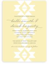 Darling Desert Wedding Invitations