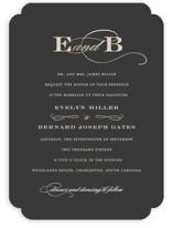 Dashing Wedding Invitations