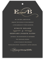 Dashing Wedding Invitations