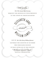 For Eternity Wedding Invitations