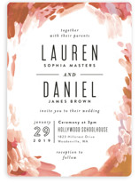 Gallery Abstract Art Wedding Invitations