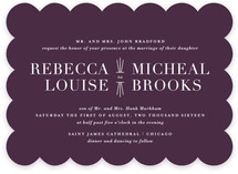 Mingle Wedding Invitations