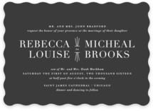 Mingle Wedding Invitations
