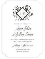Romanced Wedding Invitations