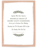 The Whimsical Victorian Wedding Invitations