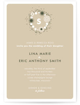 Sparkle Glitz Wedding Invitations