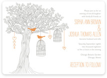 Love Let Loose Wedding Invitations