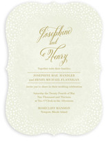 Baby's Breath Wedding Invitations