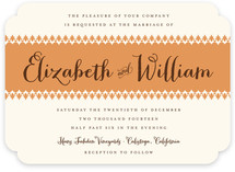 Chic Romantique Wedding Invitations