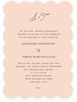 Estate Wedding Invitations