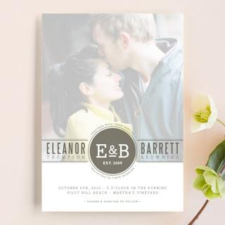 Established Wedding Invitations
