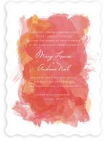 Aquarelle Wedding Invitations