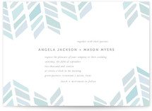 Arrow Head Wedding Invitations