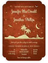 Love Island Wedding Invitations