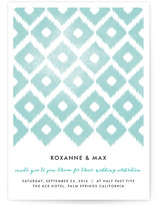 Fresh iKat Wedding Invitations