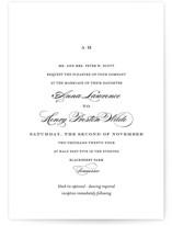 Field Wedding Invitations