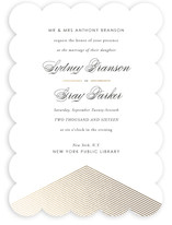 Culmination Wedding Invitations