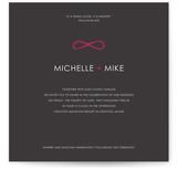 Infinite Wedding Invitations