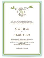 Lovely Knot Wedding Invitations