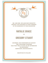 Lovely Knot Wedding Invitations