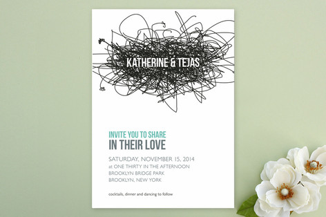 Love Nest Wedding Invitations