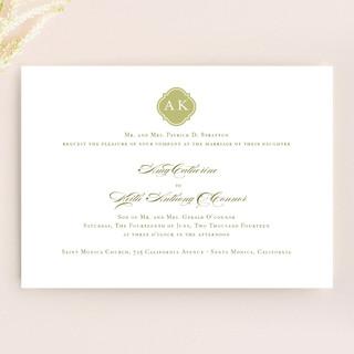 Sloane Wedding Invitations