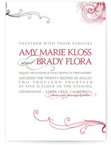 Amy Wedding Invitations
