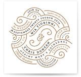 Linea Wedding Invitations