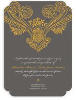 Spanish Lace Wedding Invitations