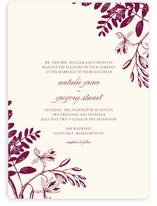Tuileries Wedding Invitations