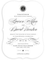 Regal Wedding Invitations